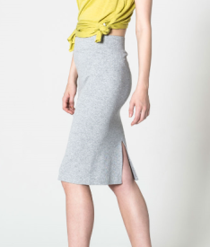 Cheap Monday Chain pencil skirt