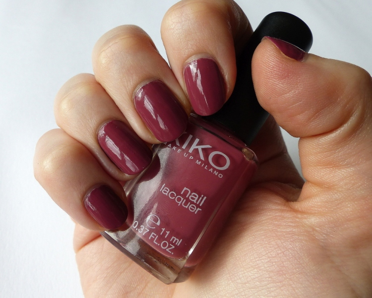 Kiko Nail Lacquer 365 Tattoo Rose